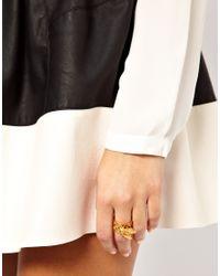 Bill Skinner | Metallic Honeybee Ring | Lyst