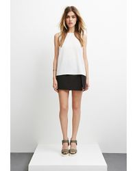 Forever 21 - White The Fifth Label The Illusion Top - Lyst