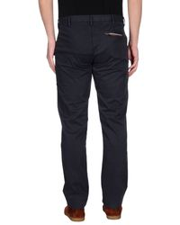 K-Way | Blue Casual Pants for Men | Lyst