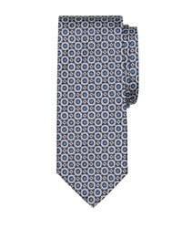 Brooks Brothers | Blue Tonal Medallion Tie for Men | Lyst
