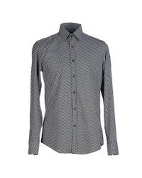 Antony Morato - Black Shirt for Men - Lyst