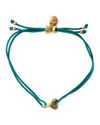 Marc By Marc Jacobs | Green Heart Charm Bracelet | Lyst