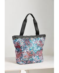LeSportsac - Purple Hailey Tote - Lyst