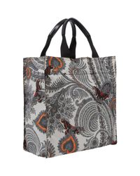 Givenchy - White Paisley-Print Tote for Men - Lyst