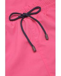 BOSS - Pink 'mooneye'   Quick Dry Swim Trunks for Men - Lyst