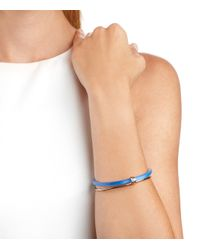 Alexis Bittar | Blue Gold Paired Bangle You Might Also Like | Lyst