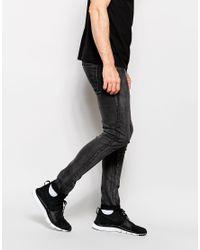 Grain Denim - Gray 2690 Skinny Jeans for Men - Lyst