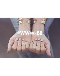 Bing Bang - Metallic Wwwxbb - Lyst