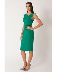 Black Halo - Green Jackie O Dress - Lyst