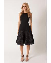 Black Halo | Black Vogue Cb Dress | Lyst