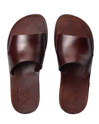 Jerusalem Sandals Multicolor Bashan for men