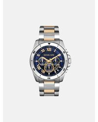 Michael Kors | Metallic Watch - Brecken for Men | Lyst