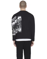 Blood Brother - Isambard Sweat Black for Men - Lyst