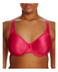 Wacoal - Multicolor Basic Beauty Full Coverage Unlined Underwire Bra - Lyst