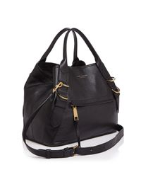 Marc Jacobs - Blue The Anchor Leather Tote - Lyst