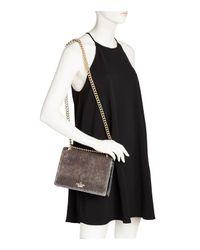 Kate Spade | Black Watson Lane Marci Velvet Shoulder Bag | Lyst