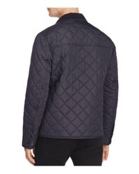 Marc New York | Black Canal Quilted Jacket for Men | Lyst