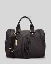 LeSportsac - Black Travel Bag - Signature Satchel - Lyst