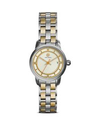 Tory Burch - Metallic The Tory Watch, 28mm - Lyst