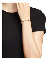 Ippolita | Multicolor Glamazon Rose Twisted Oval Bangle | Lyst