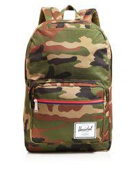 Herschel Supply Co. - Green Pop Quiz Backpack - Lyst