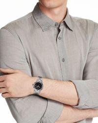 Tissot - Black T106.407.11.051.00 V8 Swissmatic Watch Silver 42.5mm Stainless Steel for Men - Lyst