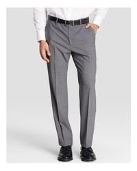 Theory | Gray Kody 2 New Tailor Trousers - Moderate Slim Fit for Men | Lyst