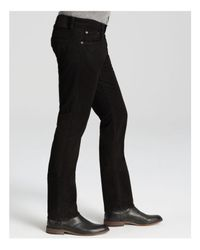 J Brand - Black Jeans - Kane Straight Fit for Men - Lyst