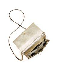 kate spade new york Cedar Street Cami Metallic Mini Bag