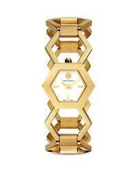 Tory Burch - Metallic The Amelia Watch, 25mm - Lyst