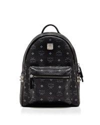 MCM | Multicolor Stark Side Stud Small Backpack | Lyst