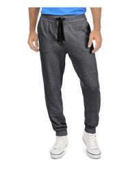 2xist - Black Terry Sweatpants for Men - Lyst