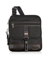 Tumi - Brown Annapolis Zip Flap Bag - Lyst
