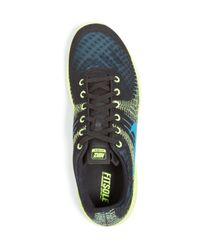 Nike - Black Flex Fury Sneakers for Men - Lyst