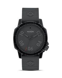 Nixon | Ranger Star Wars Imperial Pilot Black Watch, 40mm for Men | Lyst