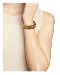 Chan Luu - Blue Leather Wrap Bracelet - Lyst