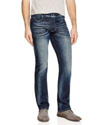 DIESEL | Blue Viker Straight Fit Jeans In Denim for Men | Lyst