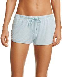 Heidi Klum Intimates | Blue Cozy Mornings Shorts | Lyst