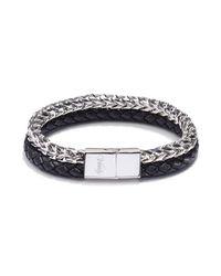 Vitaly - Metallic Tzu Bracelet for Men - Lyst