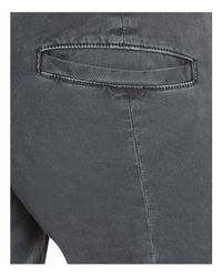 J Brand - Gray Houlihan Skinny Cargo Jeans In Distressed Chrome - Lyst