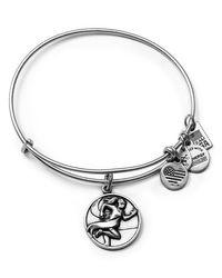 ALEX AND ANI - Metallic Team Usa Track And Field Expandable Wire Bangle - Lyst