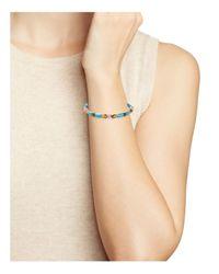 ALEX AND ANI   Blue Seabed Wrap Bracelet   Lyst