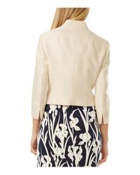 Phase Eight | Natural Ellie Open Jacket | Lyst
