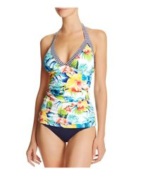 Tommy Bahama | Multicolor Halter Tankini Top | Lyst
