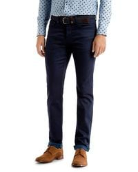 e3a093100282b4 Lyst - Ted Baker Stover Slim Fit Jeans In Rinse Denim in Blue for Men