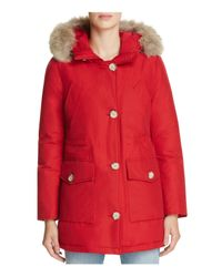 Woolrich | Red Arctic Parka Hc Coat | Lyst