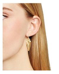 Kendra Scott - Metallic Stephanie Drop Earrings - Lyst