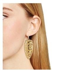 Kendra Scott - Metallic Sadie Earrings - Lyst