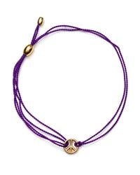 ALEX AND ANI - Purple Charity By Design Collection - Lyst