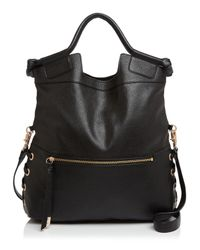 Foley + Corinna | Black Mid City Tote | Lyst